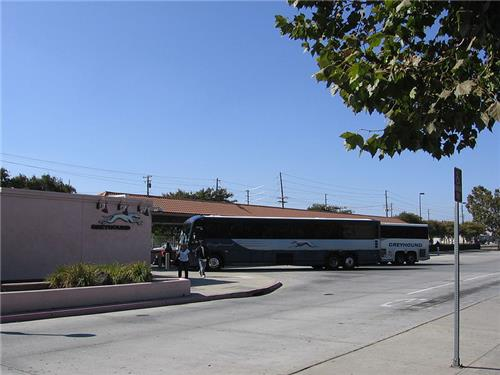 Modesto by Bus